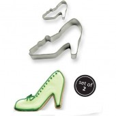 PME High Heel Cookie Cutters Set/2
