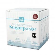 Squires Sugarpaste Cocoa Brown1kg