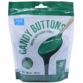 PME Dark Green Candy Buttons 12oz