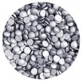 Bulk Silver Glimmer Confetti 800g