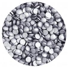 Silver Glimmer Confetti 70g