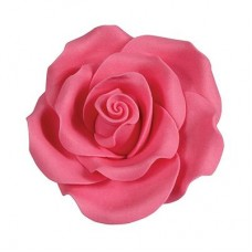 50mm Bright Pink Sugar Soft Roses Pk/10