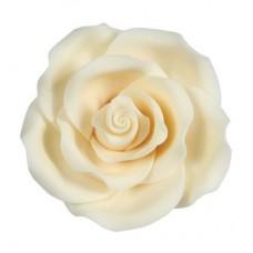 50mm Ivory Sugar Soft Roses Pk/10