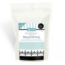 Squires Royal Icing Tuxedo Black 500g