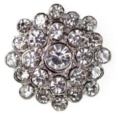 Diamante Estella Embellishment 25mm
