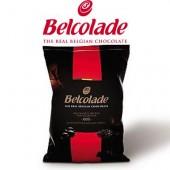 1kg Belcolade Belgian Dark Chocolate 55%