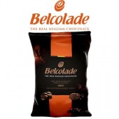 1kg Belcolade Belgian Milk Chocolate 38.5%