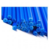 "6"" Blue Cake Pop Sticks Pk/50"