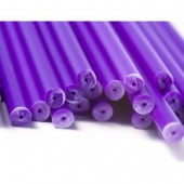 "6"" Purple Cake Pop Sticks Pk/50"