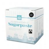 Squires Sugarpaste Tuxedo Black 1kg