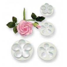 PME Five Petal Cutter Set/4