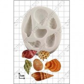 FPC Sea Shells Mould