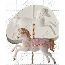 FPC Carousel Horse Mould