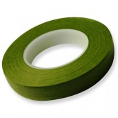 Hamilworth Dark Green Stemtex Tape 6mm x 2