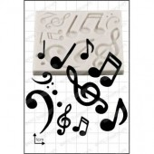 FPC Musical Notes Mould