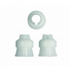 PME Icing Bag Adaptors Set/3