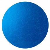 Round Royal Blue Drum 12""