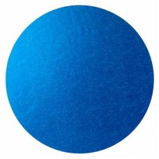 Round Royal Blue Drum 14""